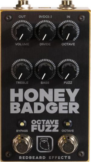 Redbeard Effects Honey Badger Pedal