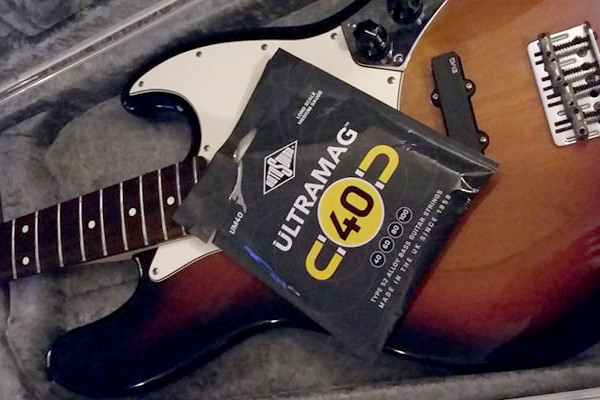 Gear Review: Rotosound Ultramag Bass Strings