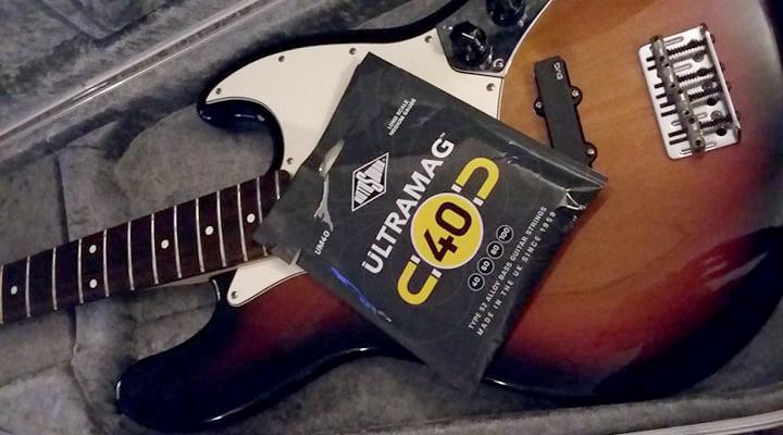 Rotosound Ultramag Bass Strings and Bass