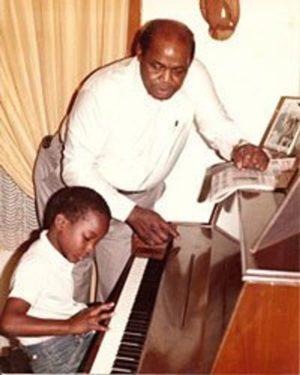 Willie Dixon Teaching Alex