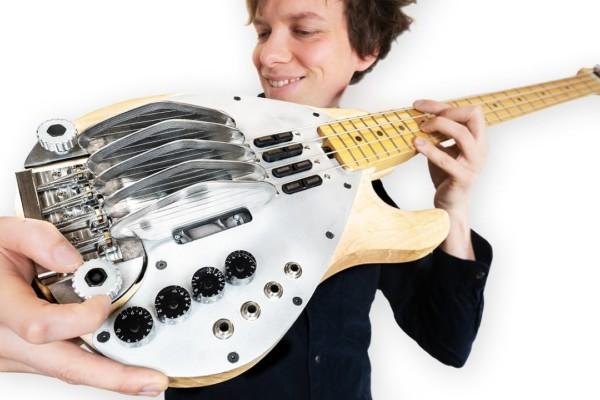 Bass of the Week: Wintergatan's Cyber Bass