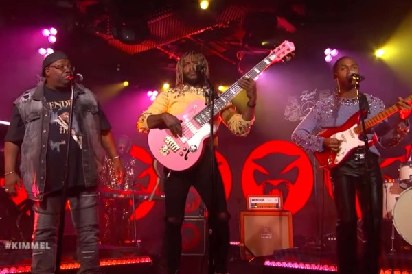 Thundercat: Black Qualls (Live)