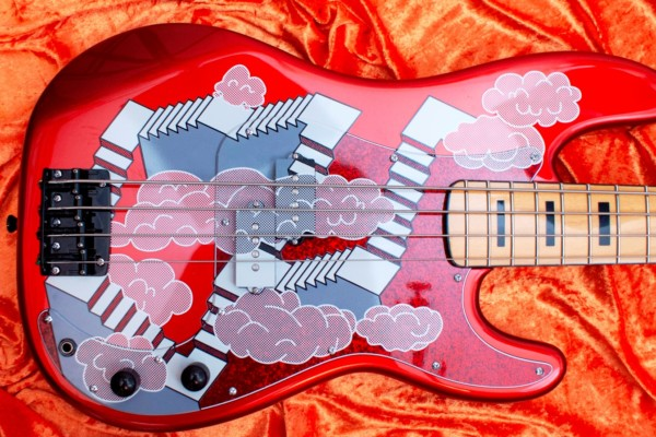 Bass of the Week: BITE Guitars Stairway-to-Heaven Bass