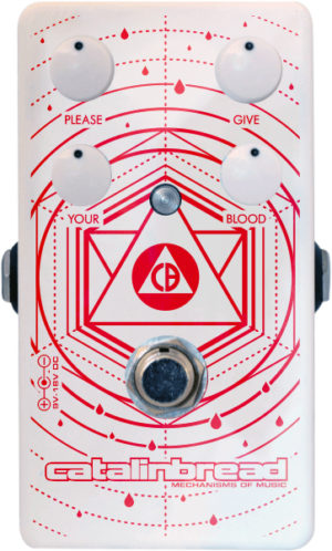 Catalinbread Blood Donor Pedal