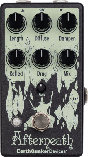 Earthquaker Devices Afterneath V3 Pedal
