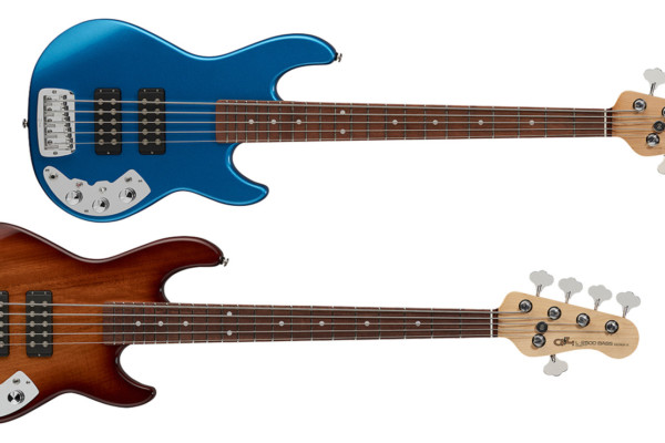 G&L Announces the CLF Research L-2500 Bass