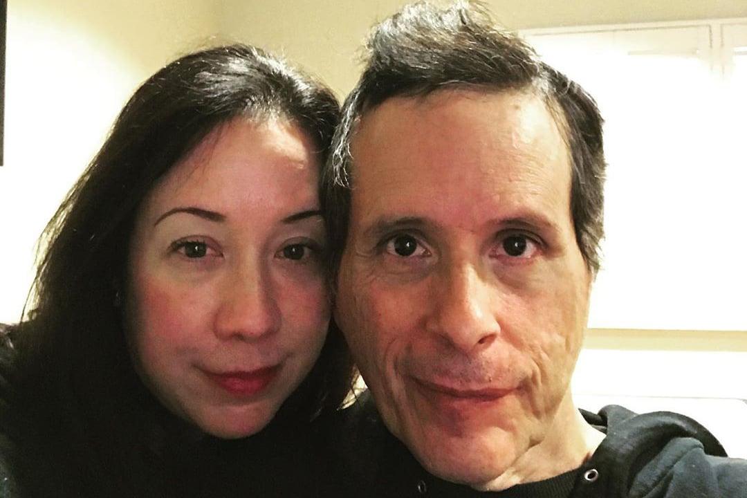 Anne and Juan Alderete