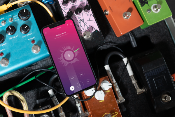 "Kovaluu Introduces Beats and Loops App with ""Virtual Pedal"""