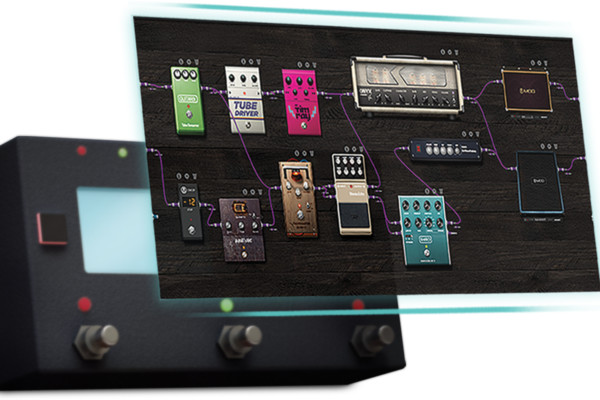 MOD Devices Announces the MOD Dwarf Effects Processor