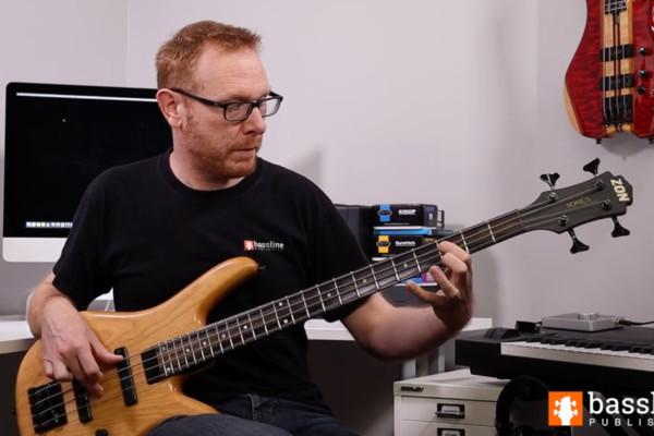 "Stuart Clayton: ""Teen Town"" Bass Line Tutorial"