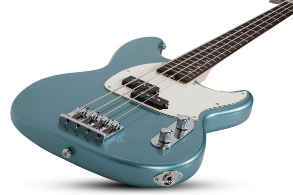 Schecter's Banshee Bass Now Shipping