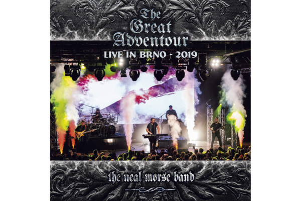 """The Neal Morse Band Releases """"The Great Adventour – Live in BRNO"""""""