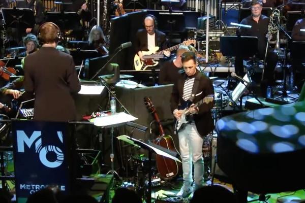 Cory Wong & Metropole Orkest: Gumshü (Live)
