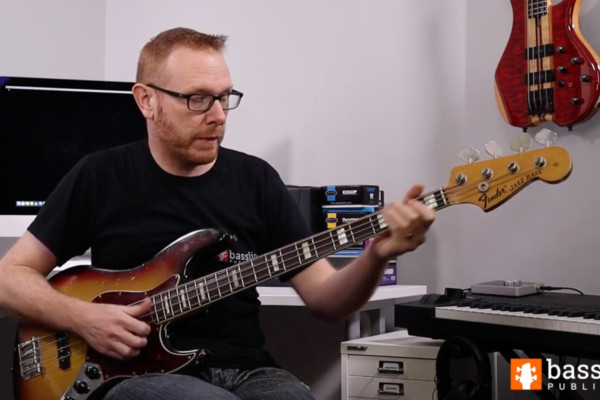 "Stuart Clayton: ""Thank You (Falettinme Be Mice Elf Agin)"" Bass Line Tutorial"