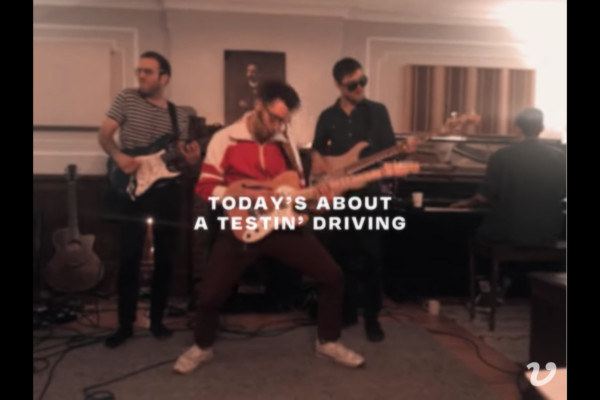 Vulfpeck: Test Drive