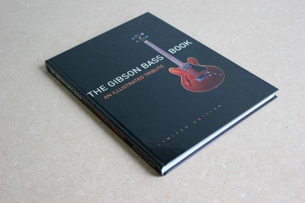 Gibson Bass Book Second Edition Now Available