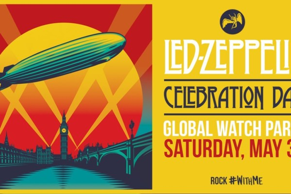 """Led Zeppelin To Stream """"Celebration Day"""" For Free"""