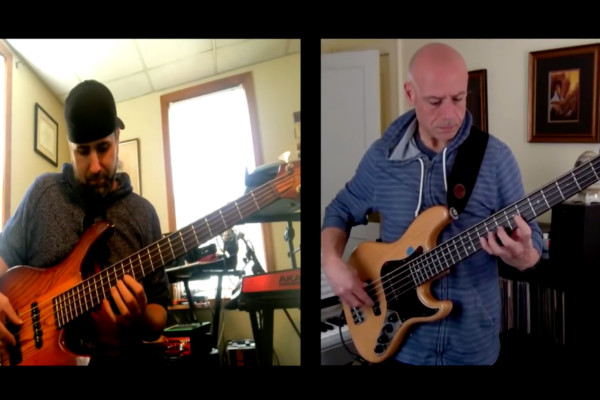 Chris DeAngelis, Dave Livolsi, and Adrian Tramontano: Prelude #2 in C Minor