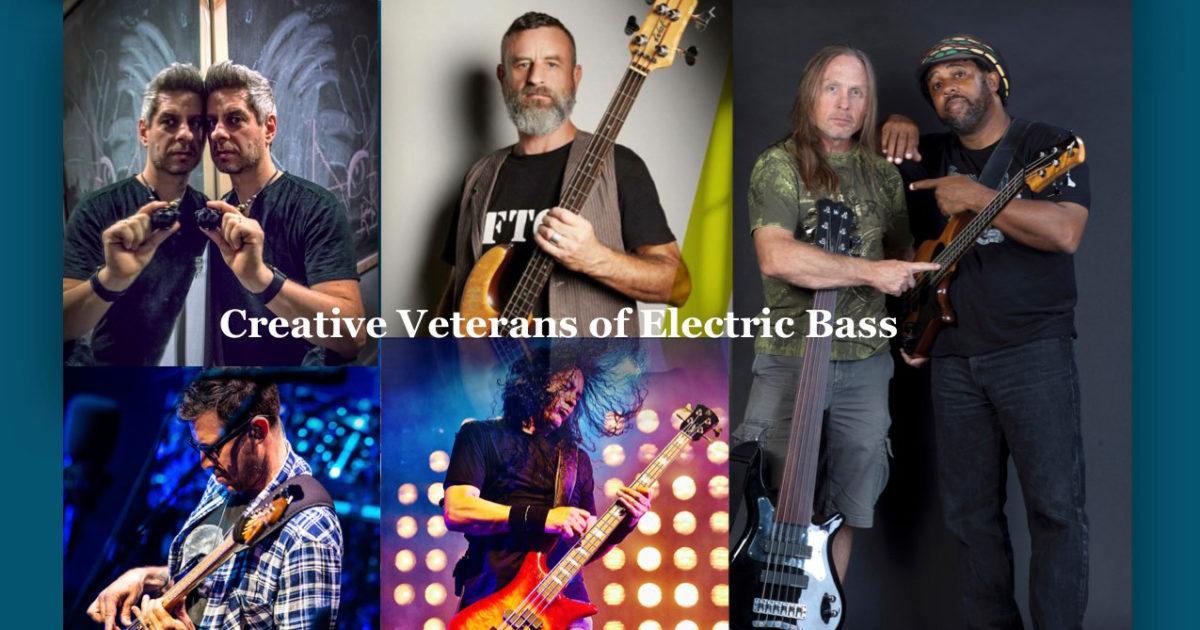 Berklee Bass Department and TheBassVault.com Rock Webinar