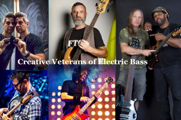 Steve Bailey and Victor Wooten to Host Free Webinar with Justin Chancellor, Mike Gordon, Stefan Lessard, and Mike Inez