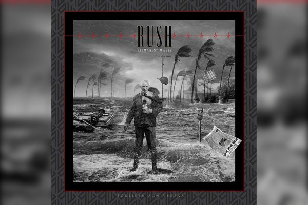"Rush's 40th Anniversary Edition of ""Permanent Waves"" Now Available"