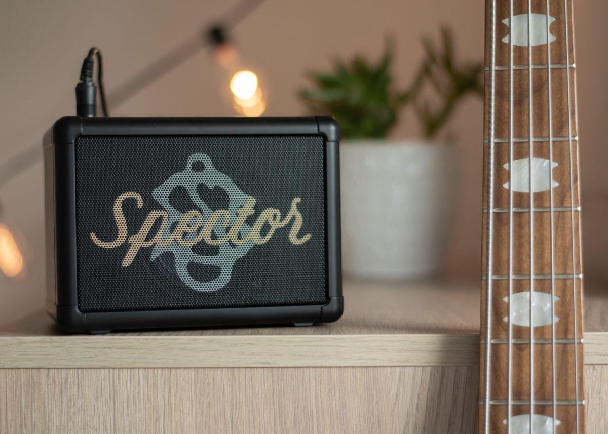 Spector/Blackstar FLY 3 Bass Amp