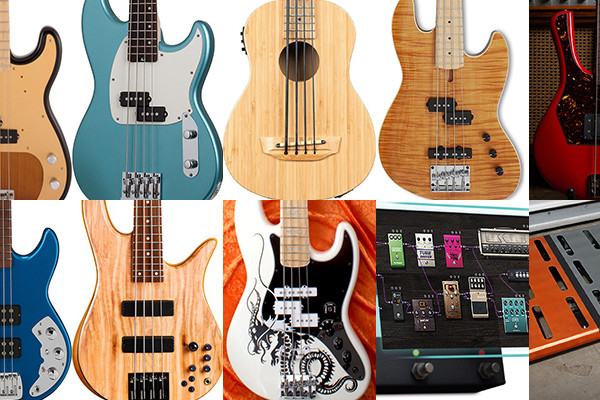 Bass Gear Roundup: The Top Gear Stories in April 2020