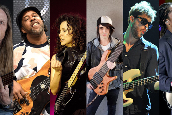 Steve Bailey and Victor Wooten to Host Free Webinar with Rhonda Smith, Henrik Linder, Joe Dart, and Darryl Jones