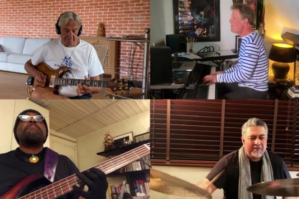 John McLaughlin and The 4th Dimension: Lockdown Blues