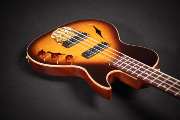 B&G Guitars Unveils Big Sisters Crossroads Bass