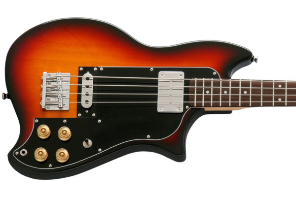 Eastwood Guitars Announces Magnum Bass