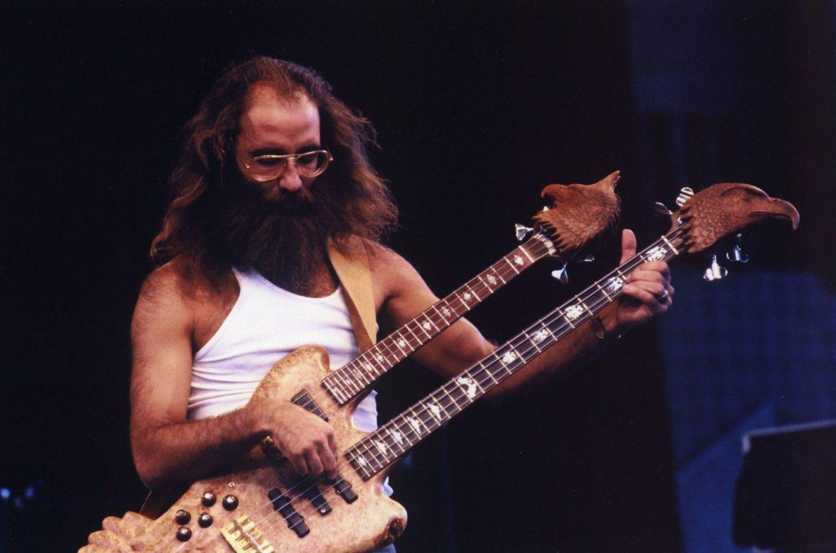 Leland Sklar with Moonstone Bass