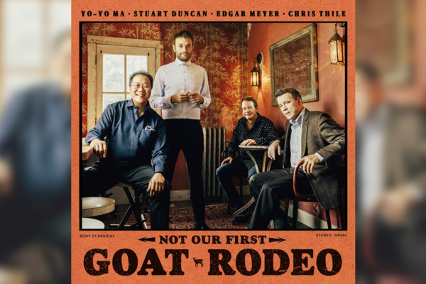 """Edgar Meyer and Crew Return with """"Not Our First Goat Rodeo"""""""