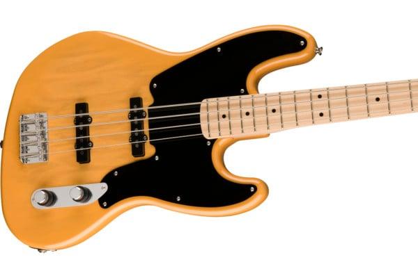 Squier Introduces Paranormal Jazz Bass '54
