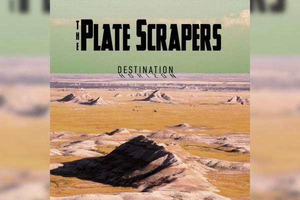 "The Plate Scrapers Release ""Destination Horizon"""