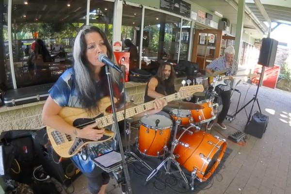 Rebecca Johnson Band: Peg