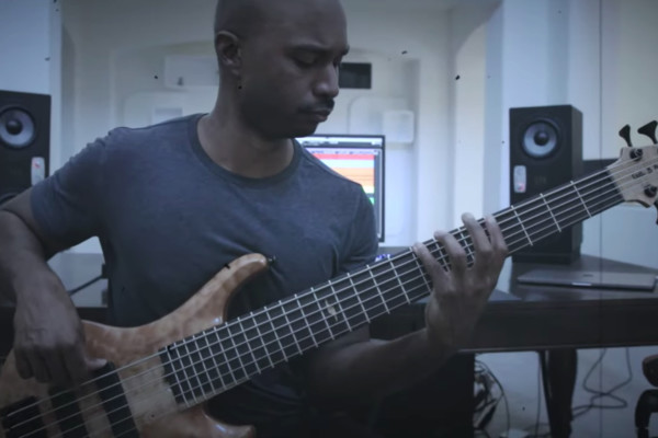 """Anthony Crawford: Bass Playthrough of Witherfall's """"We Are Nothing"""""""