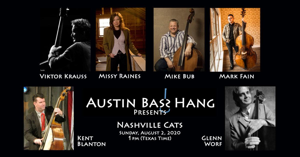 Austin Bass Hang: Nashville Cats