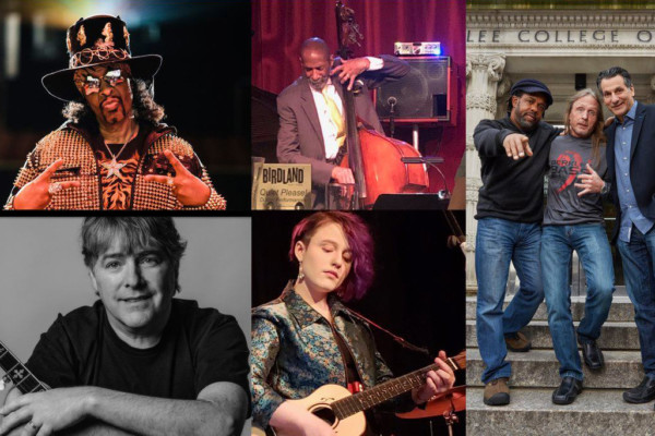 """Steve Bailey, Victor Wooten, and Patitucci Host """"Bootsy's Challenge"""" Webinar"""
