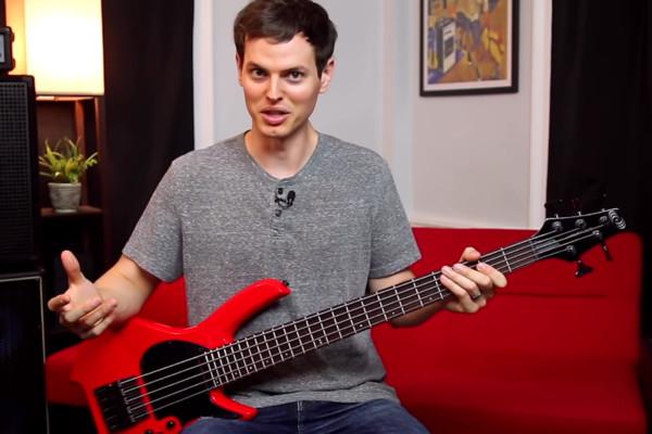 Nathan Navarro: Surround Sound Bass
