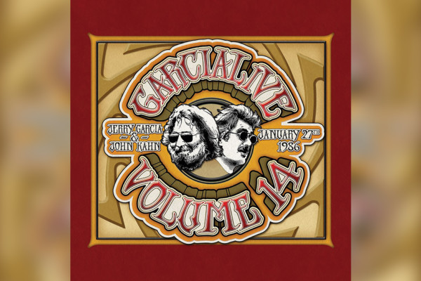 Jerry Garcia/John Kahn Live Duo Album Now Available
