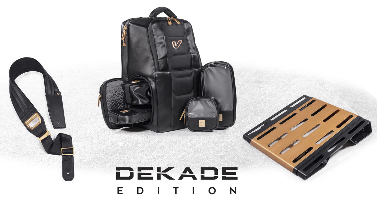 Gruv Gear Dekade Edition
