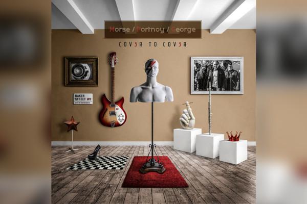 "Morse/Portnoy/George Release ""Cov3r To Cov3r"""