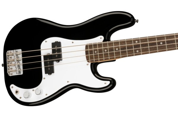 Squier Introduces Mini Precision Bass