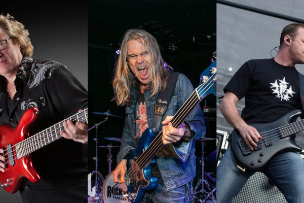 Rock N' Roll Fantasy Camp Announces Online Masterclasses with Stu Hamm, Tony Franklin, and Mike Kroeger