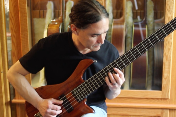 Chuck Bianchi: Gigue in D minor