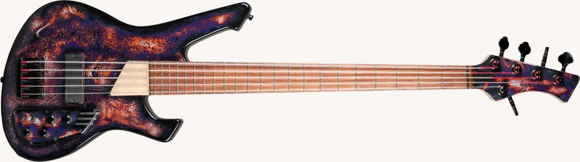 GV Guitars Fang - Chaozz Funk Bass