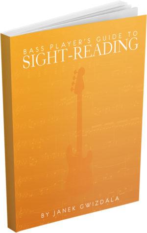 Janek Gwizdala: Bass Player's Guide to Sight-Reading