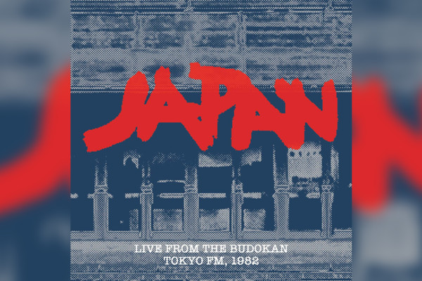 """Japan Releases """"Live from the Budokan – Tokyo FM 1982"""""""