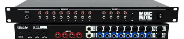 KHE Audio ACS Series Amp Switchers